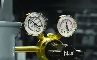 How to set up a gas regulators?